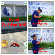 How To Avoid Catching Pokémon Posture