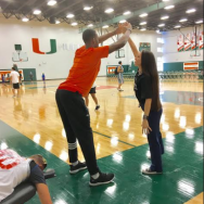 4 Steps to Fix A Bad Ankle and the UM Basketball Camp